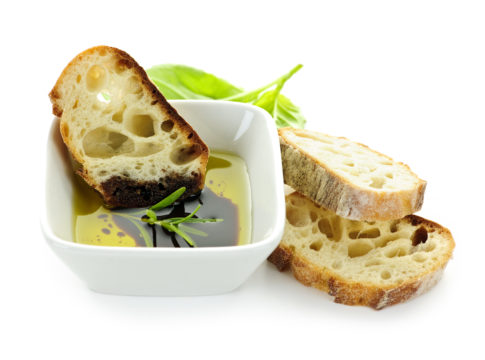 pane e olio