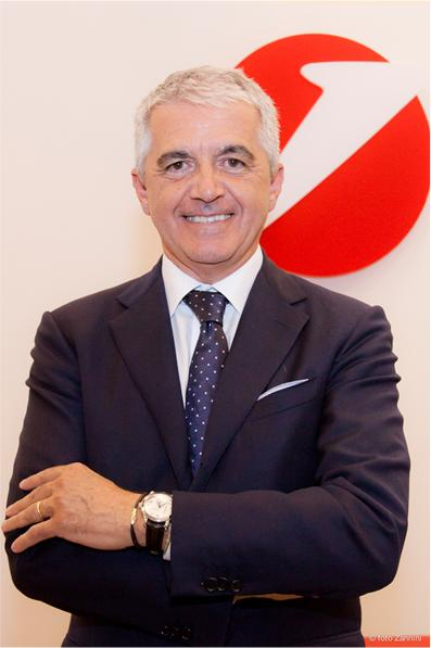 Romano Artoni, Deputy Regional Manager Nord Est di UniCredit.