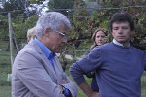 Paolo Grigolli (a sinistra) ed Enzo Corazzina (a destra).