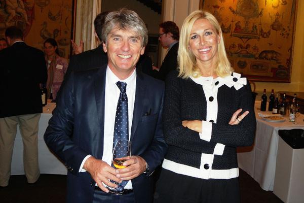 Giancarlo Voglino e Marina Nedic