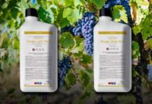 prodotto per uva con buccia spessa o fine