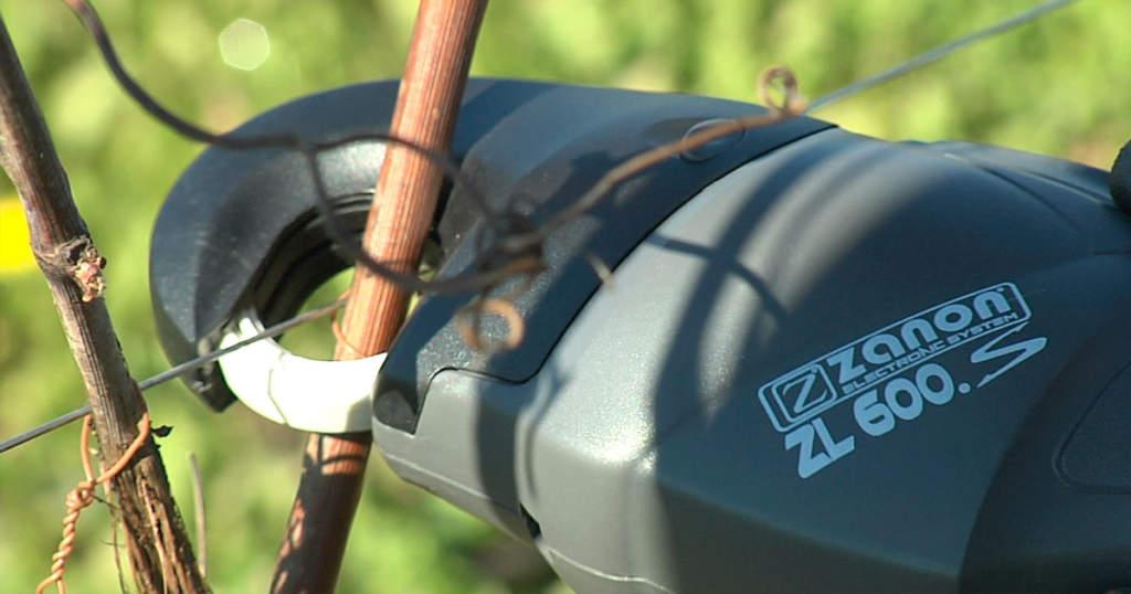 legatrice elettronica ZL 600.S di zanon